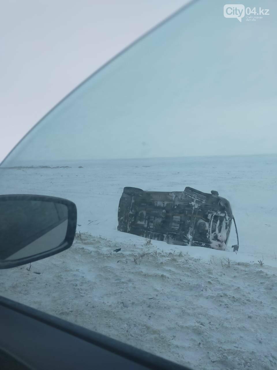 """11 машин попали в аварию на трассе """"Самара-Шымкент"""", фото-2"""