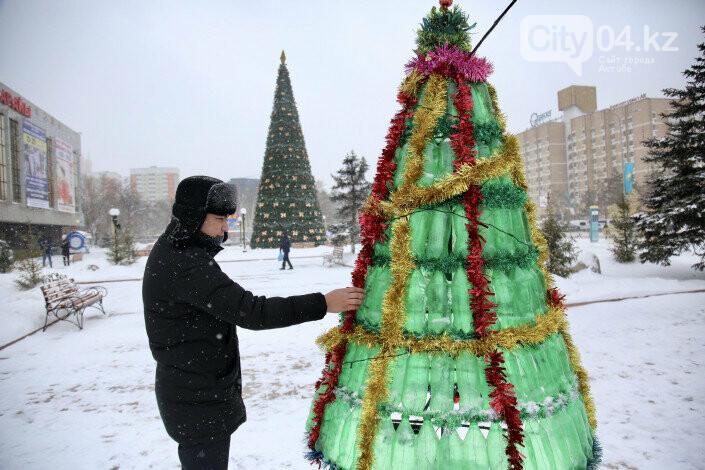 """Новогодний челендж """"Эко-шырша"""" объявили в Казахстане, фото-2"""