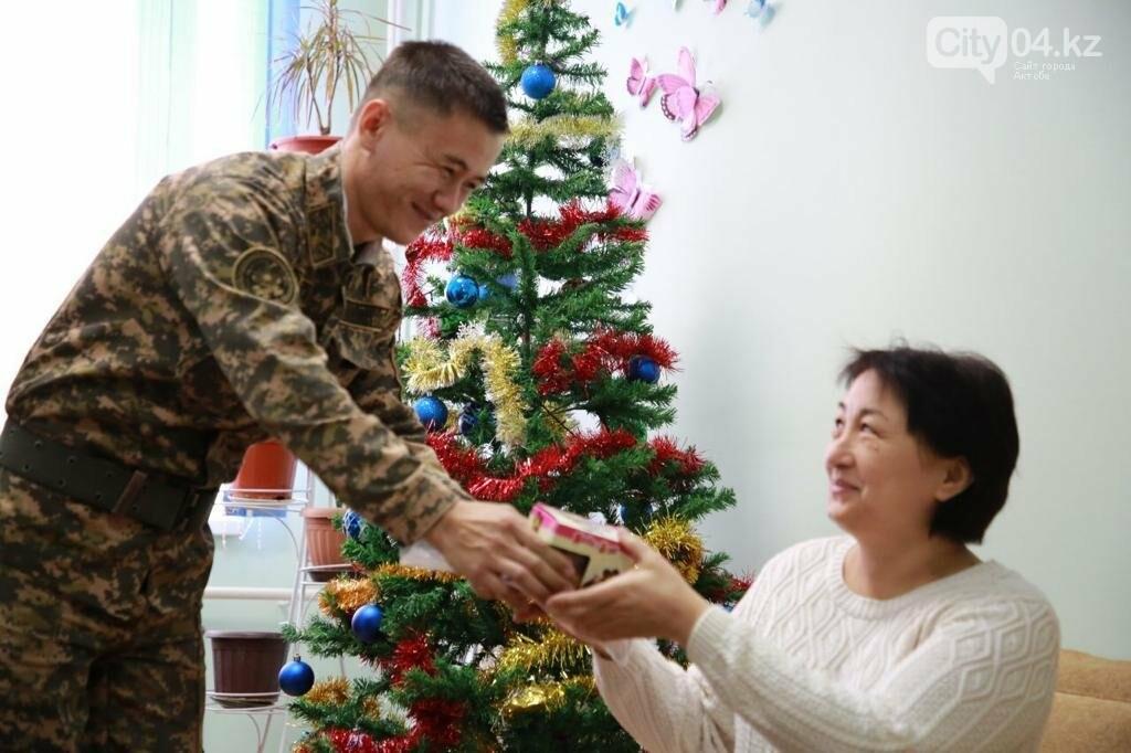 Московский Дед Мороз передаст  актюбинке письма от друзей, фото-5