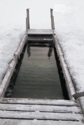 Сотрудники ДЧС подготовили места для крещенского купания, фото-2