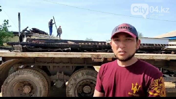 Мужчина спас семь человек из пожара в Актюбинской области, фото-1